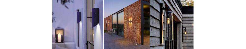 Acheter appliques murales extérieur en ligne? Découvrez notre large gamme des luminaires!